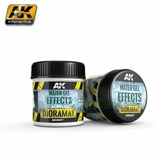 Water Gel Effects (Acrylic) - 100ml - AK Interactive