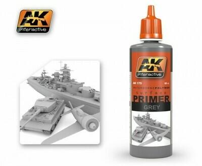 Grey Primer - AK Interactive
