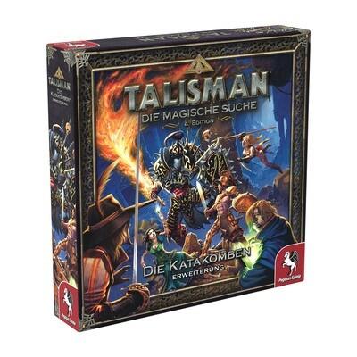 Talisman: Die Katakomben [Erweiterung] - 4.Edition - Brettspiel