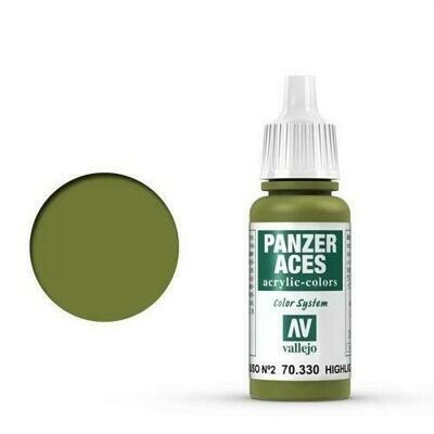 030 Highlight Russian Tankcrew II 17 ml - Panzer Aces - Vallejo