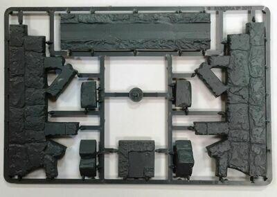 Ruins - Frame D - Renedra - Generic Game PIieces