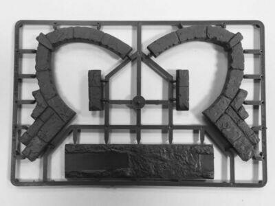 Ruins - Frame A - Renedra - Generic Game PIieces