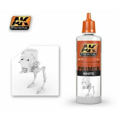 White Primer - AK Interactive