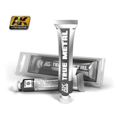 Aluminium - True Metal - AK Interactive