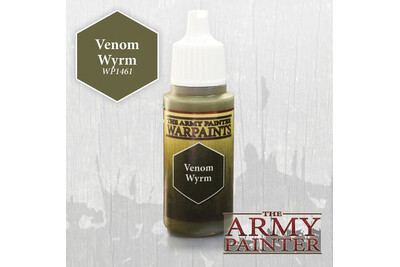 Venom Wyrm - Army Painter Warpaints