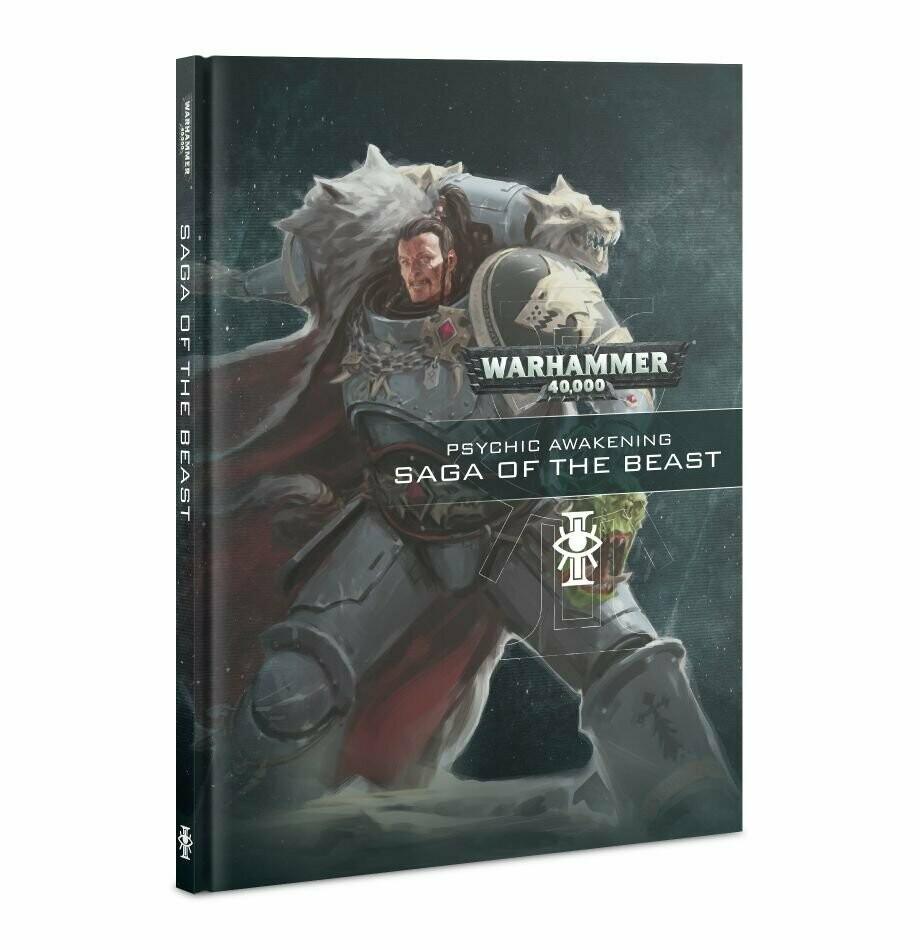 Psychic Awakening: Saga of the Beast (Englisch) - Warhammer 40.000 - Games Workshop