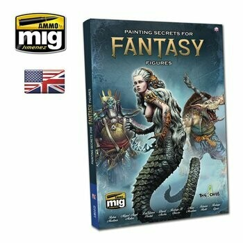How To Paint Fantasy Figures (English) - Buch