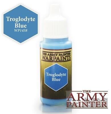 Troglodyte Blue - Army Painter Warpaints