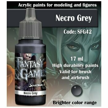 Necro Grey - Scalecolor - Scale75
