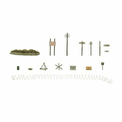Bolt Action Battlefield Accessories - Bolt Action - Warlord Games