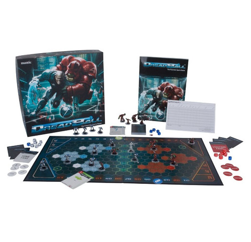 Dreadball - The Futuristic Sports Game (e) 001002MGDBM01-1
