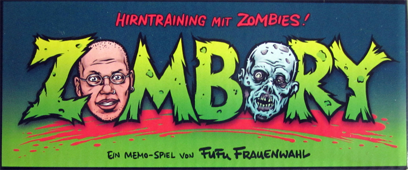 Zombory - Hirntraining mit Zombies 014001UWV11000