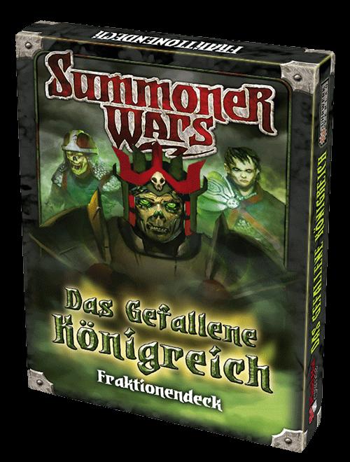 Summoner Wars - Das Gefallene Königreich - Fraktionsdeck - Uhrwerk Verlag 014001UWV10003