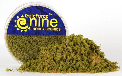 Hobby Round: Spring Undergrowth Flock Blend - Gale Force 9 012001GFS010