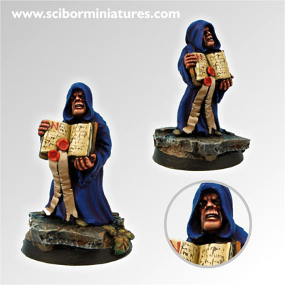 Servant – Book - Scibor Miniatures 09000128SF0012
