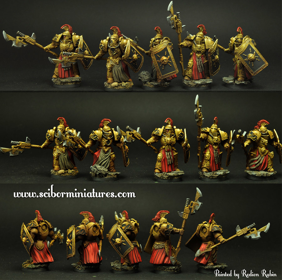 SF Roman Legionaries set2 - Scibor Miniatures 09000128SF0108