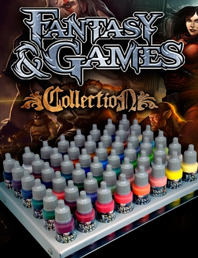 Scalecolor Fantasy&Games Collection - Farbset - Scale75 070001SSE-020