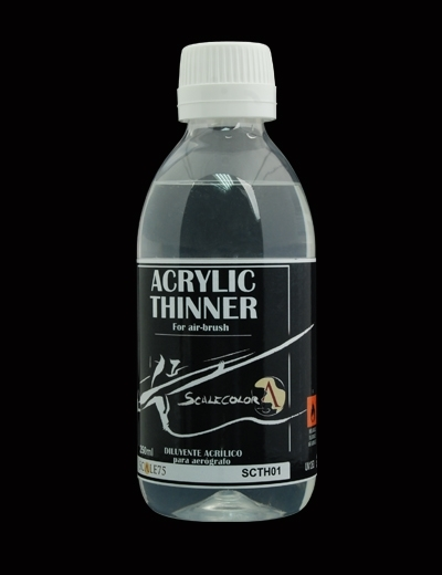Acrylic Thinner - Verdünner - Scale75 070001SCTH01
