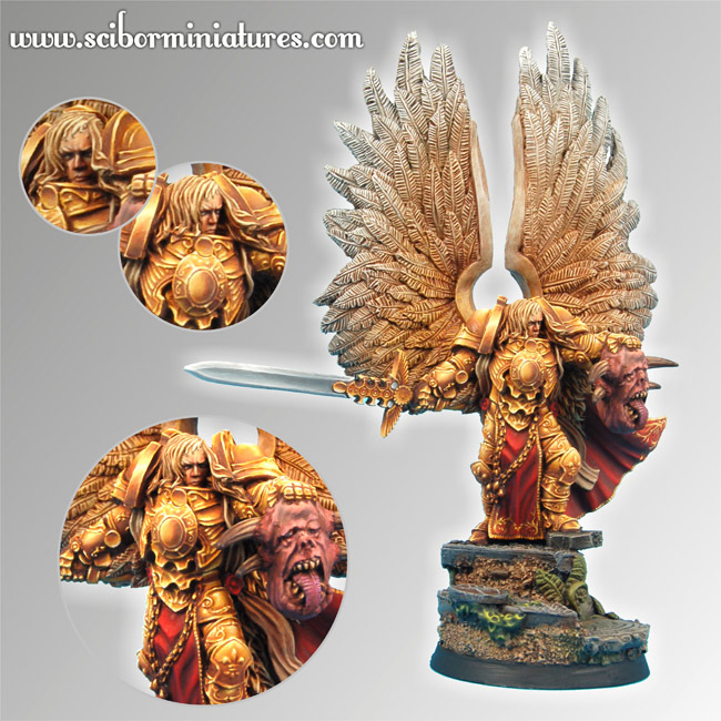 SF Archangel - Scibor Miniatures 09000128SF0043