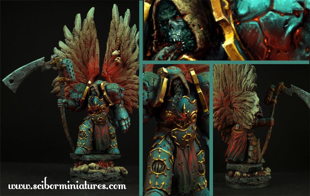 SF Angel of Death - Scibor Miniatures