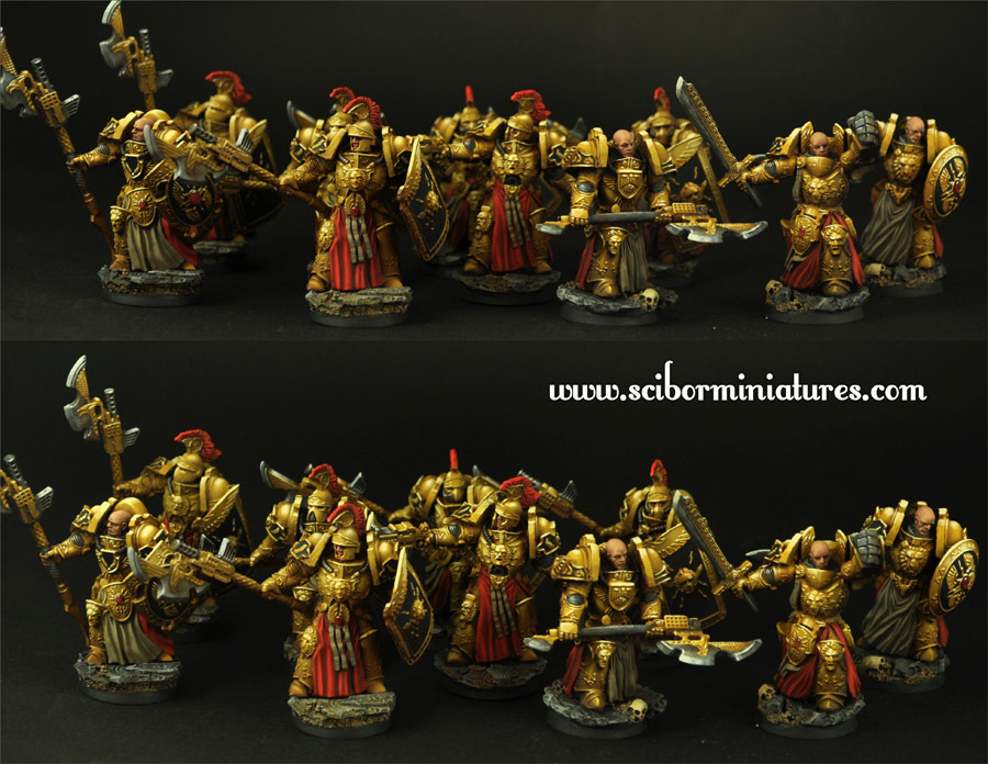 SF Roman Legionaries 10 figures set - Scibor Miniatures 09000128SF0118