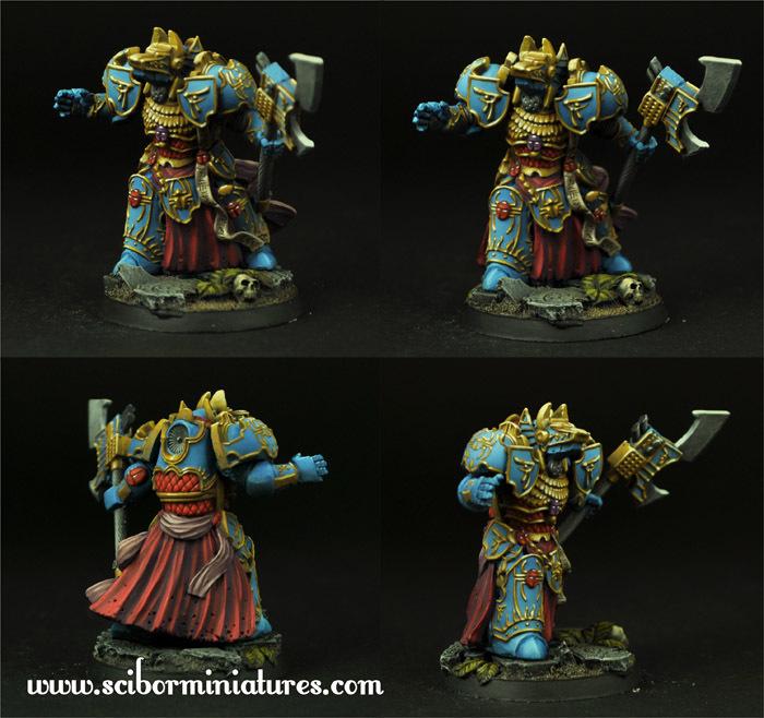Egyptian SF Warrior #3 - Scibor Miniatures 09000128SF0123