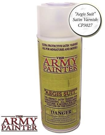 Aegis Suit Satin Varnish - Army Painter Lack 030001AP-CP3027