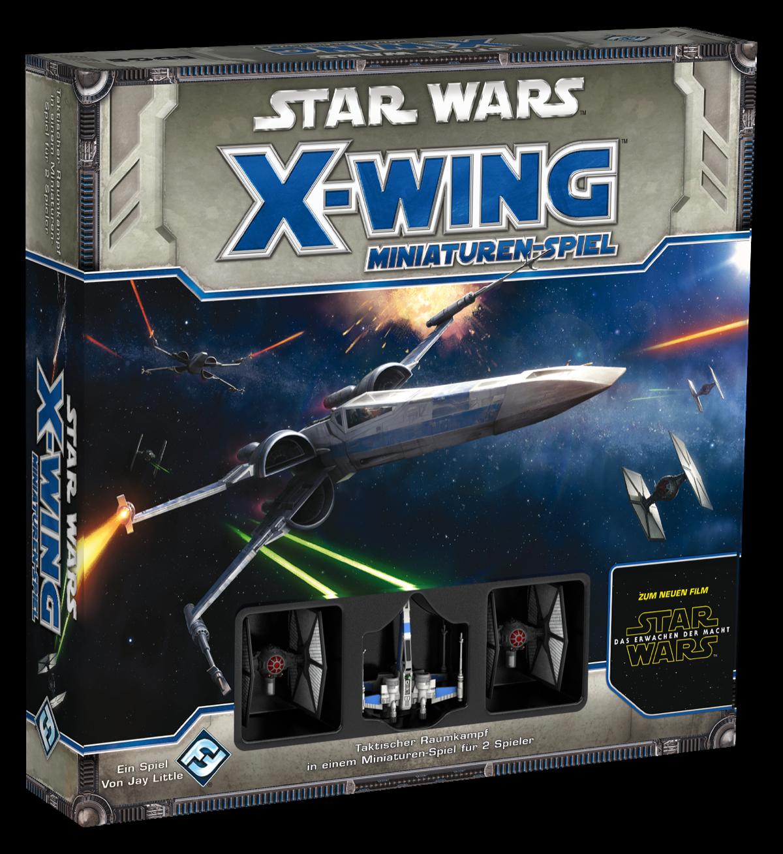 Star Wars: X-Wing Das Erwachen der Macht - Grundspiel 2 Deutsch 0050014015566022768