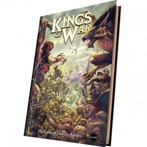 Kings of War 2nd Edition (deutsch) Hardback - Regelbuch - Kings of War
