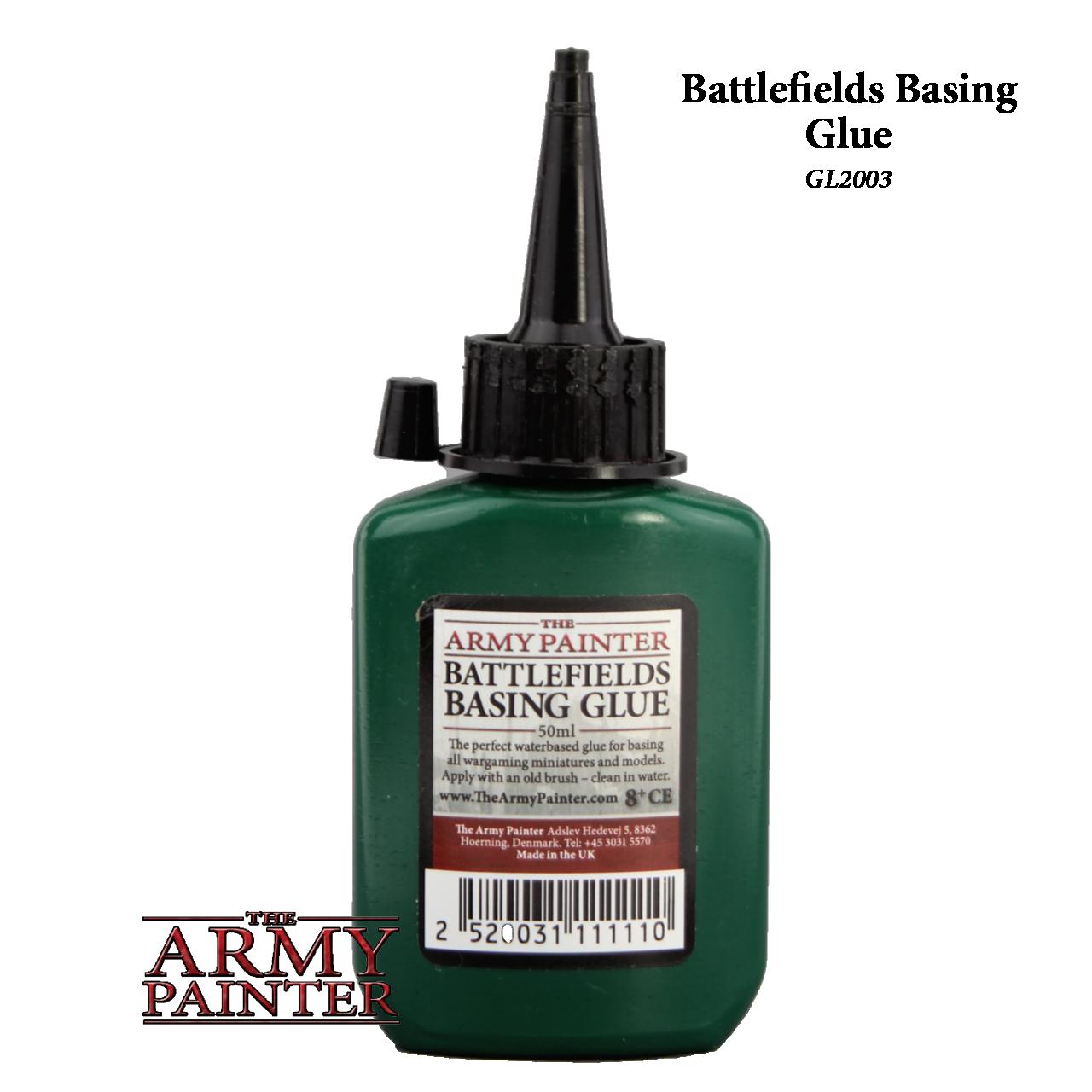 Battlefields Basing Glue (PVA) 50ml - Leim - Army Painter AP-GL2003