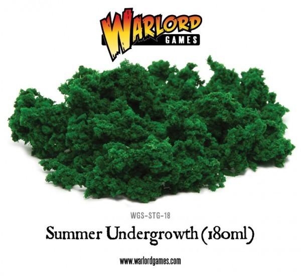 Summer Undergrowth (180ml) - Warlord Games
