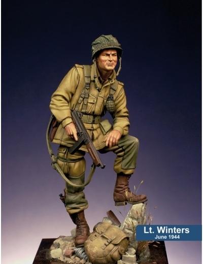Lt. Winters - 75mm - Scale75 SCW-002