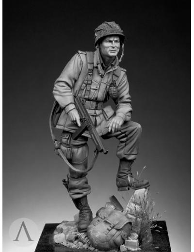 Lt. Winters - 75mm - Scale75