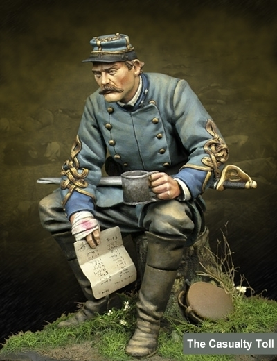 The Casualty Toll - 75mm - Scale75
