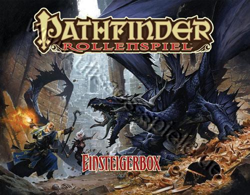 Pathfinder Einsteigerbox 3.Auflage - Pathfinder - Rollenspiele US50009