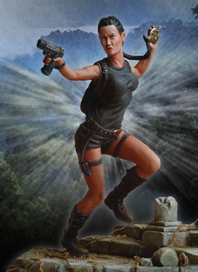 Storm Raider - 54mm - Andrea Miniatures