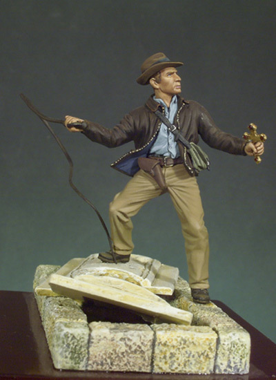 1930´s Adventurer - 54mm - Andrea Miniatures