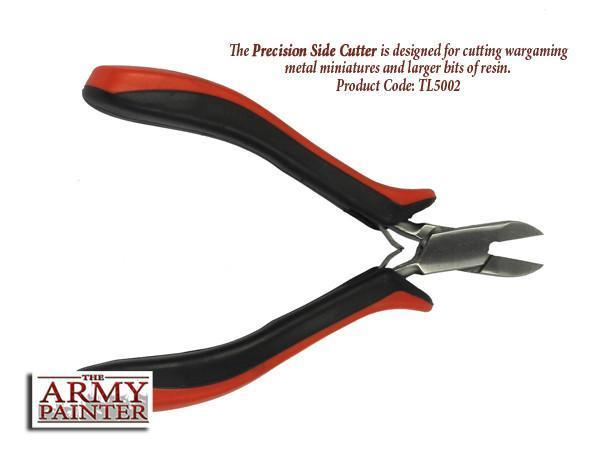 Precision Side Cutters - Schneider - Army Painter Tools
