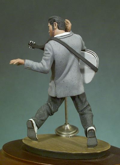 Rock'n Roll - 54mm - Andrea Miniatures