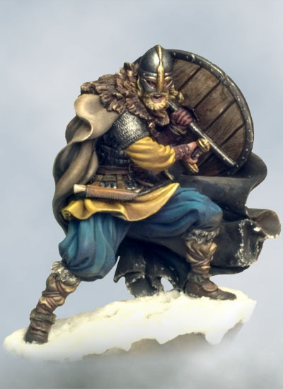 Winter is coming - 54mm - Andrea Miniatures SV-04