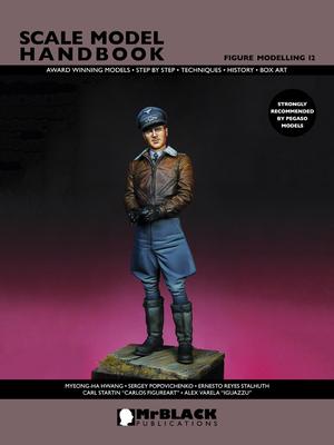 Scale Model Handbook 12 - Mr Black Publications