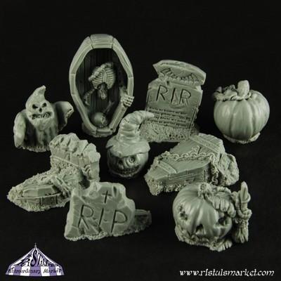 Halloween Basing Kit - Scenics - Ristul