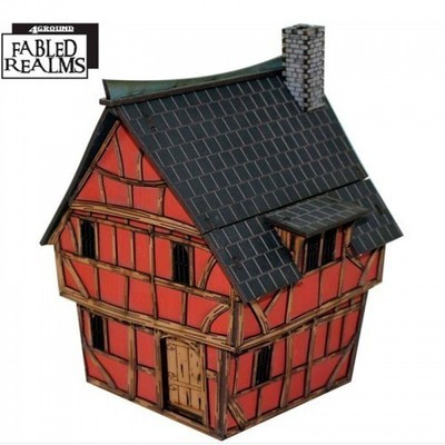 Mordanburg Highstreet House 2 - Fabled Realms - 4Ground