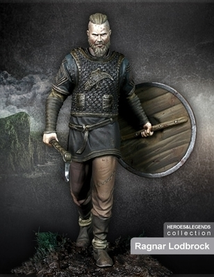 Ragnar Lodbrok - 75mm - Scale75