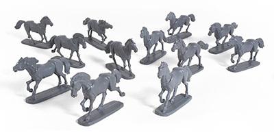 Horse Sprue Bundle - Wargames Factory