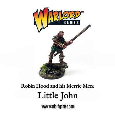 Little John - Robin Hood - Warlord Games