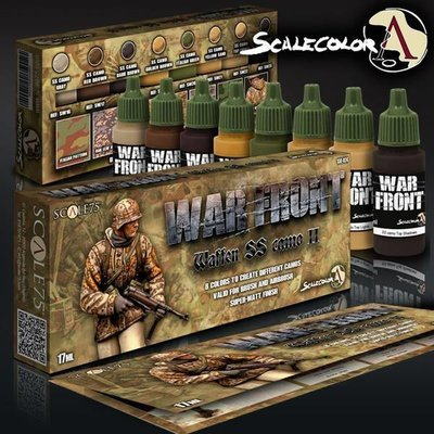 Scale75-Waffen-Camo-2-Set - Farbset - Scale75