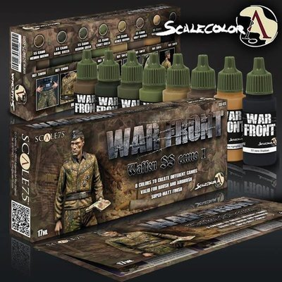Scale75-Waffen-Camo-1-Set - Farbset - Scale75