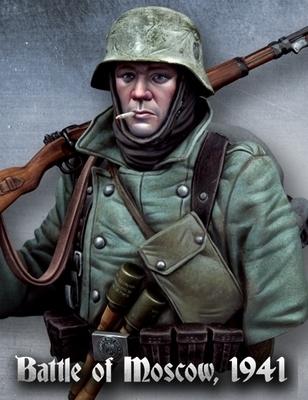 Battle of Moscow Büste - Scale75