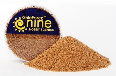 Hobby Round: Fine Basing Grit - Gale Force 9